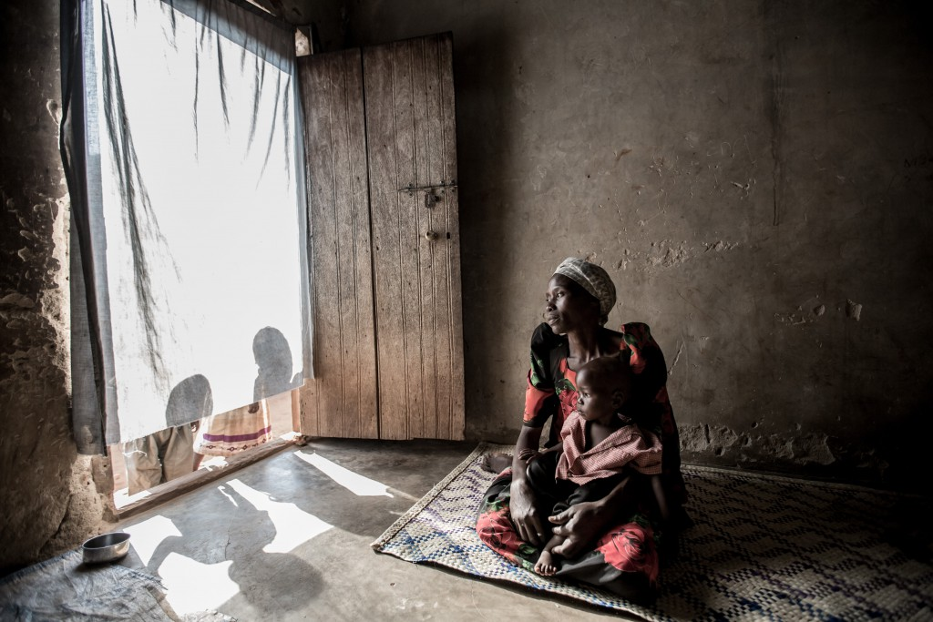 Mother. Kenya Photo credit: Karin Schermbrucker