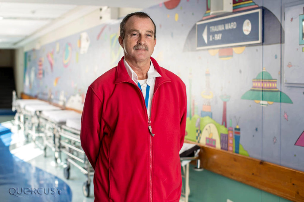 Prof Van As.Casual